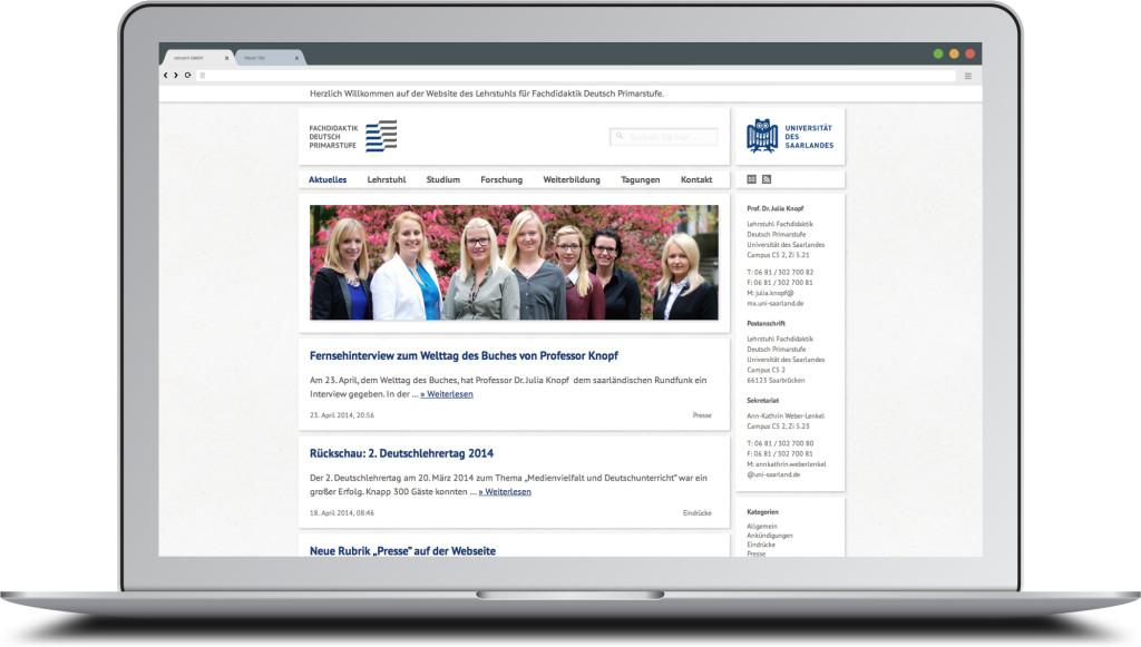 UdS - Screen - Deutschdidaktik